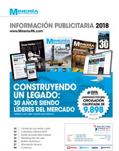 Minera PA Media Kit 2018