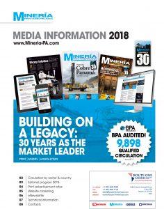 Mineria PA Media Kit 2018