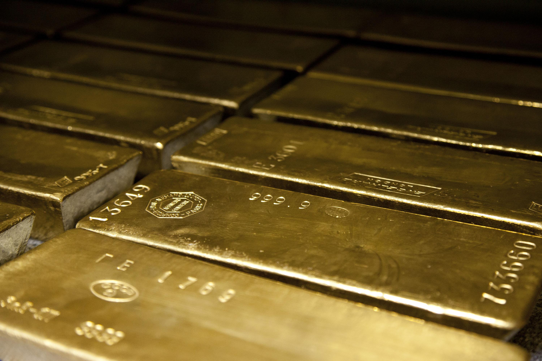 400 Oz Gold Bars Ab 01 Mineria Pan