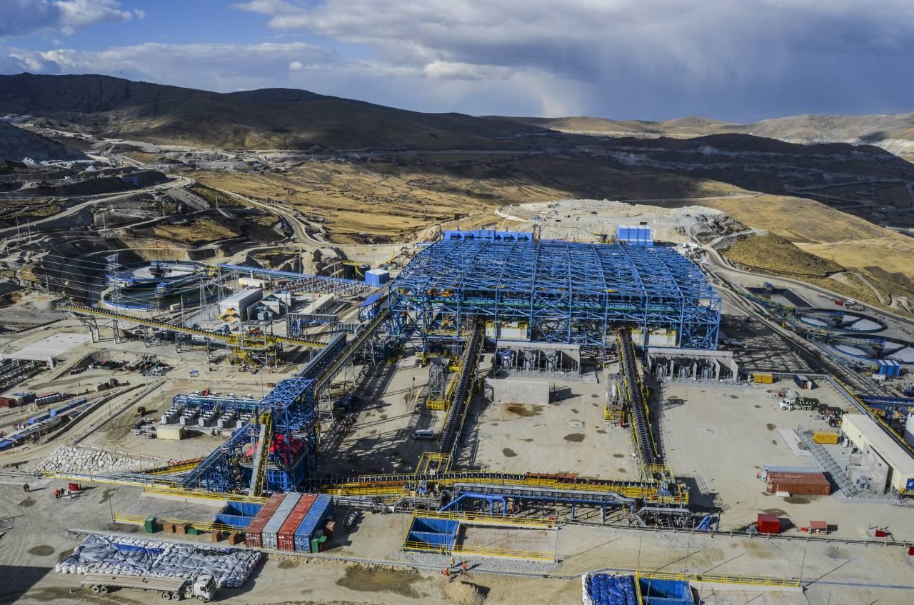 cfe6d94e Las Bambas: el nuevo gran productor de cobre - Mineria Pan-Americana