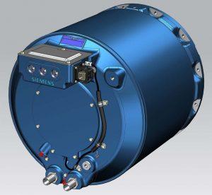 Motor de propulsión eléctrico robusto para minería