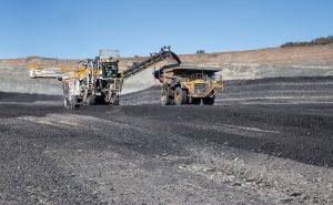 Surface Miner de Wirtgen