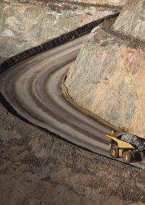 mina de oro Pueblo Viejo, en República Dominicana